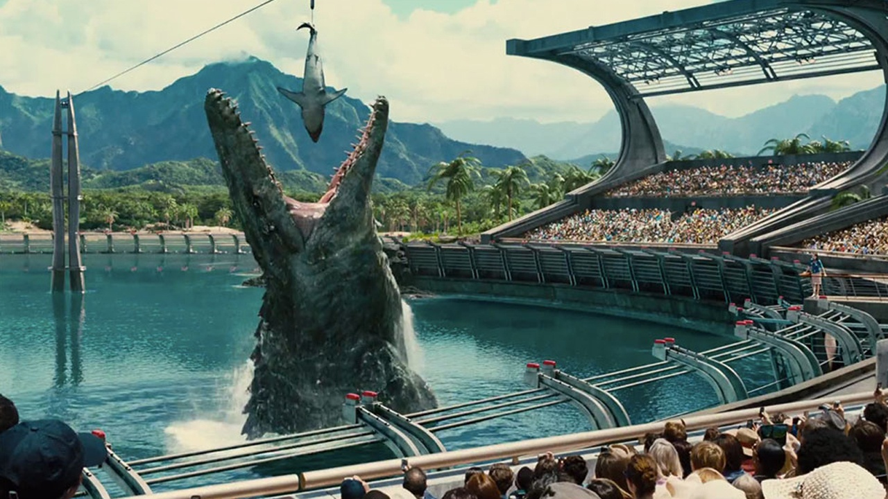 Reseña: Jurassic World