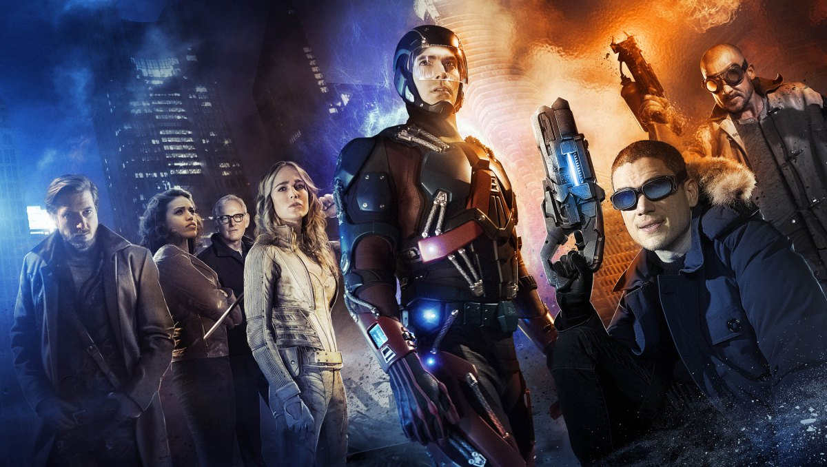 Legends of Tomorrow. La nueva serie del universo DC para 2016