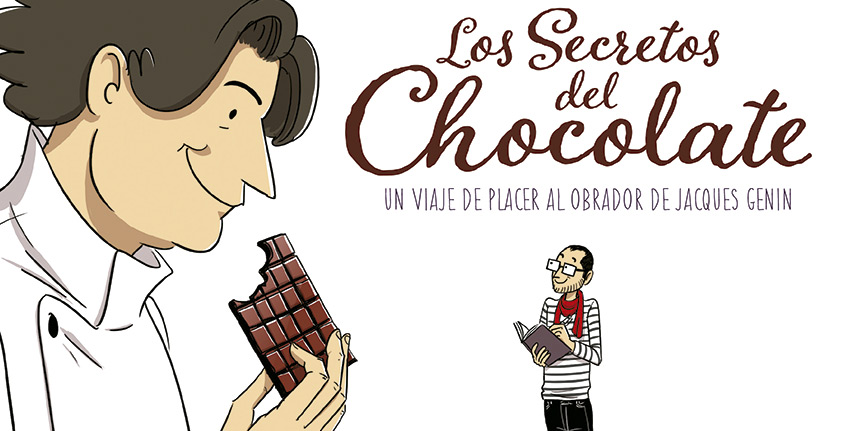 Los secretos del chocolate (Franckie Alarcon)