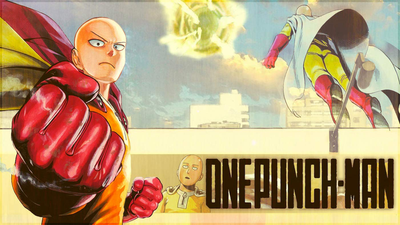 One Punch Man, el Manga en Castellano