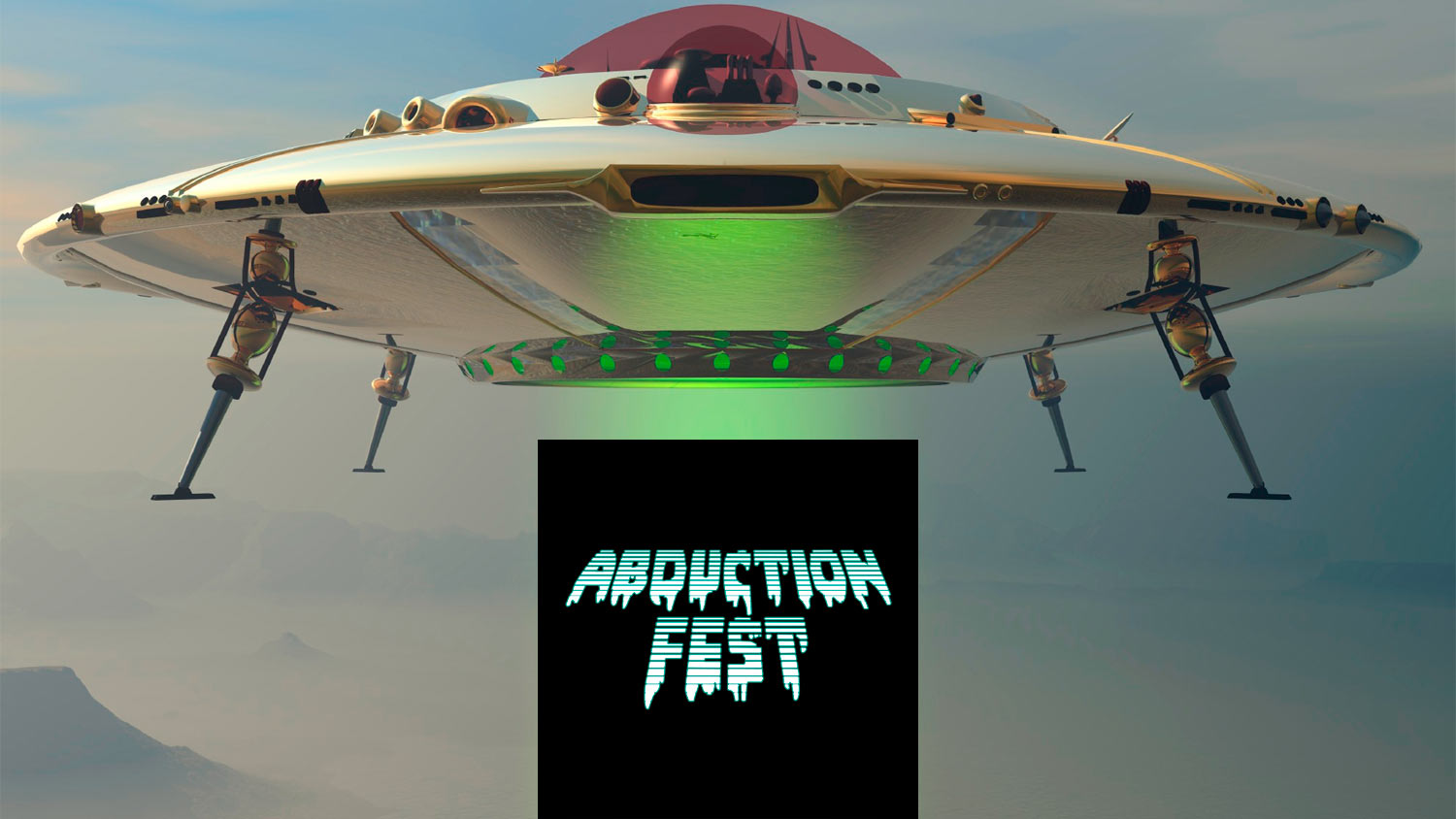 Abduction Fest, los Aliens vuelven a estar de moda