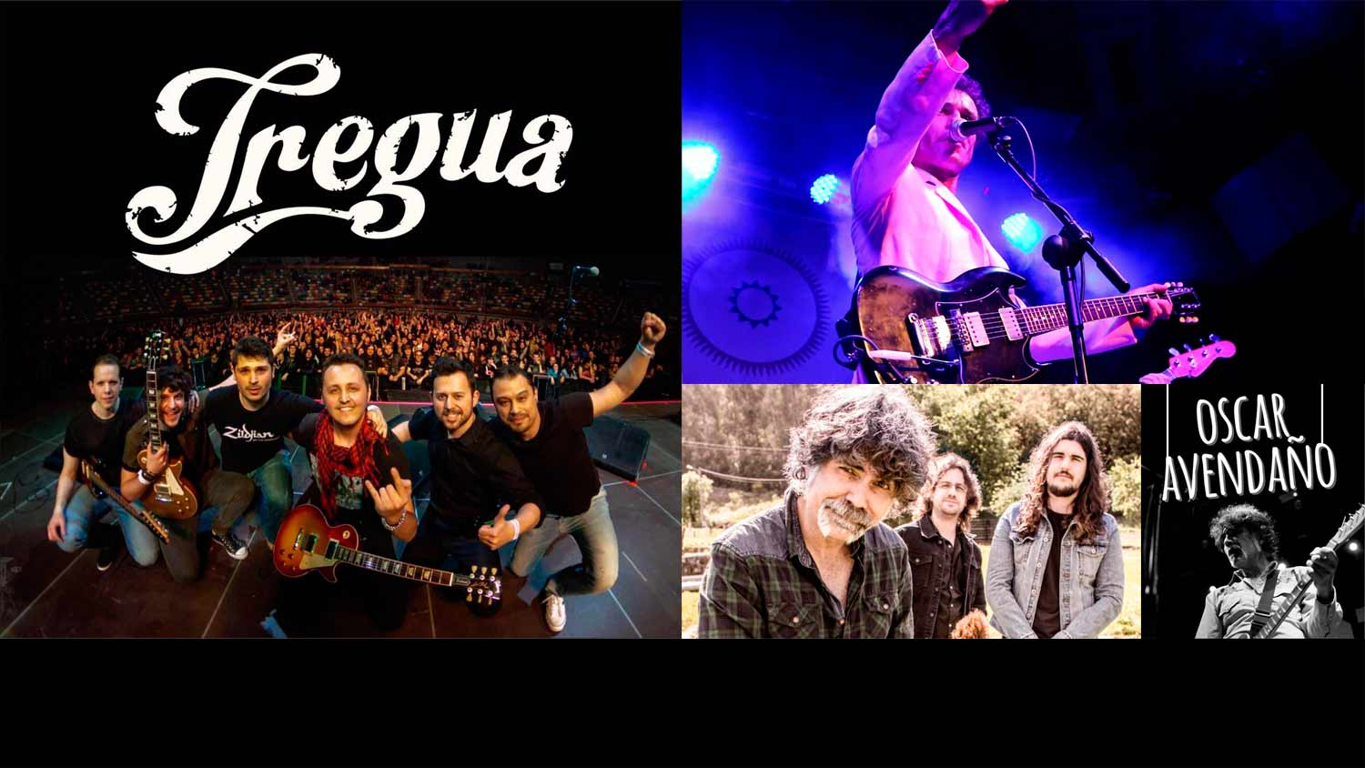 Tregua, Avendaño, The Criers….videoclips para todos