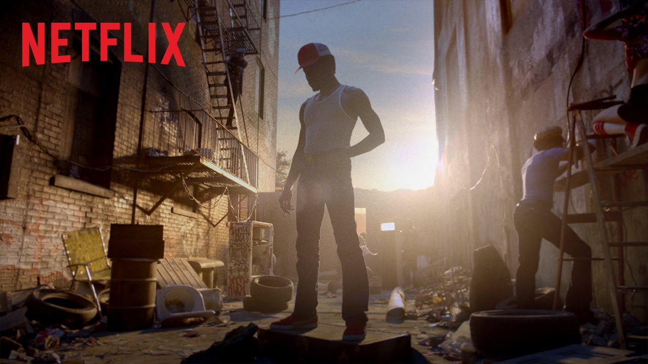 Un West Side Story negro en el Bronx; «The Get Down»